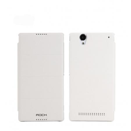 Чехол ROCK Excel Series для Sony Xperia T2 Ultra / T2 Ultra Dual XM50h - белый