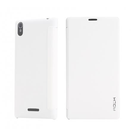 Чехол ROCK Belief Series для Sony Xperia T3 - белый