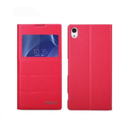 Чехол ROCK Excel Series для Sony Xperia Z2 / D6503 / L50w - красный