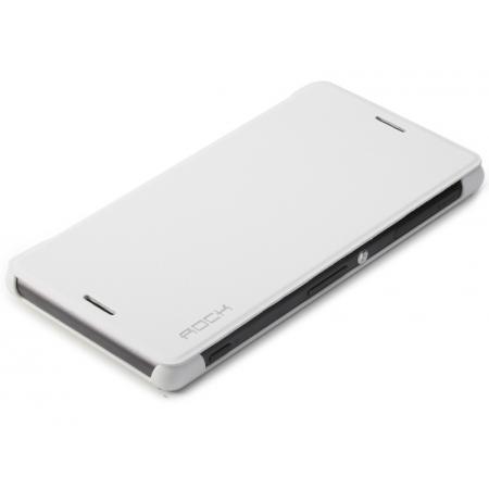 Чехол Rock Belief Series для Sony Xperia Z3 - белый