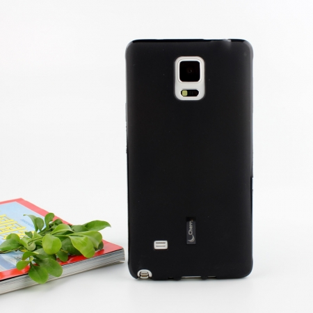 Силиконовый чехол Cherry для Xiaomi Redmi 4X - черный