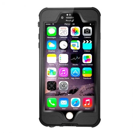 """Водонепроницаемый, противоударный чехол Redpepper Dot-Pro для iPhone 6/6S Plus (5.5"""") - чёрный"""
