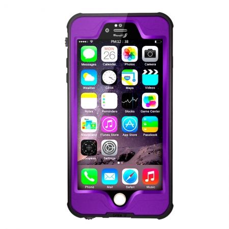 """Водонепроницаемый, противоударный чехол Redpepper Dot-Pro для iPhone 6/6S (4.7"""") - сиреневый"""