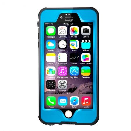 """Водонепроницаемый, противоударный чехол Redpepper Dot-Pro для iPhone 6/6S (4.7"""") - синий"""