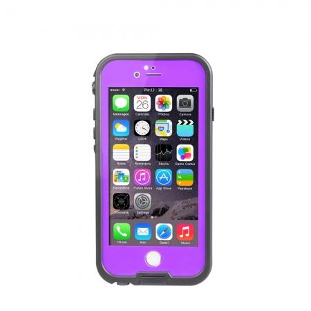 """Водонепроницаемый, противоударный чехол Redpepper XLF для iPhone 6/6S (4.7"""") - сиреневый"""