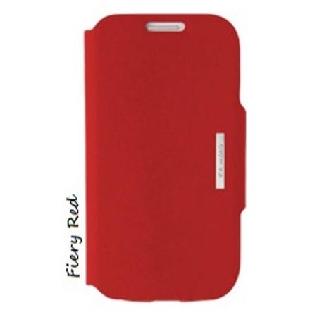 Чехол VIVA Sabio Poni для Samsung Galaxy S4 GT-I9500 - красный
