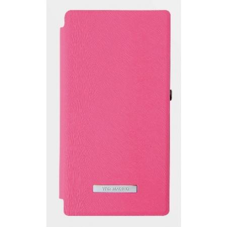 Чехол книжка VIVA Sabio Poni для Sony Xperia Z - розовый