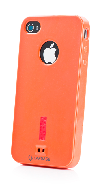 Чехол capdase soft jacket sparko для apple iphone 4
