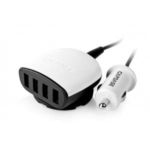 Автомобильное зарядное устройство Capdase Quartet USB Car Charger – Boosta Z4 на 4 USB выхода