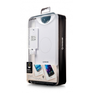 Беспроводное зарядное устройство CAPDASE Q-Touch Wireless Charging Kit TRX-500