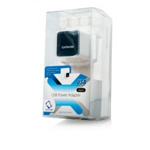 Сетевое зарядное устройство для iPod, iPhone - CAPDASE USB Power Adapter Atom