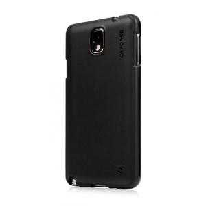 Силиконовый чехол Capdase Soft Jacket Xpose для Samsung Galaxy Note 3 SM-N900 - черный