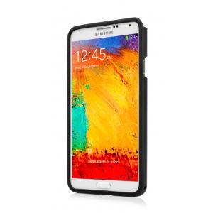 Металлический чехол CAPDASE Alumor Jacket для Samsung Galaxy Note 3 SM-N900 - черный