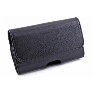 Кобура сумка на пояс Cojess-6 размер 118 х 57 х 19 мм - цвет чёрный
