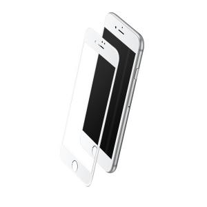 Защитное стекло на экран Rock tempered glass full screen 2.5D 0.3mm для iPhone 8/7 - цвет белый