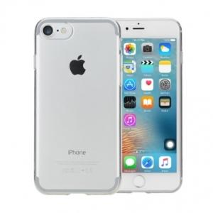 Силиконовый TPU чехол Rock Slim Jacket для Apple iPhone 8/7 - прозрачный