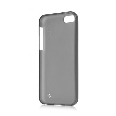 Силиконовый чехол Capdase SJ Xpose для Apple iPhone 5C - серый