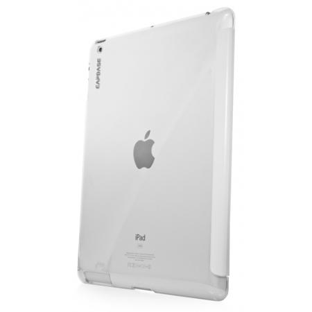 Пластиковый чехол CAPDASE Karapace Jacket для iPad 2 - прозрачный