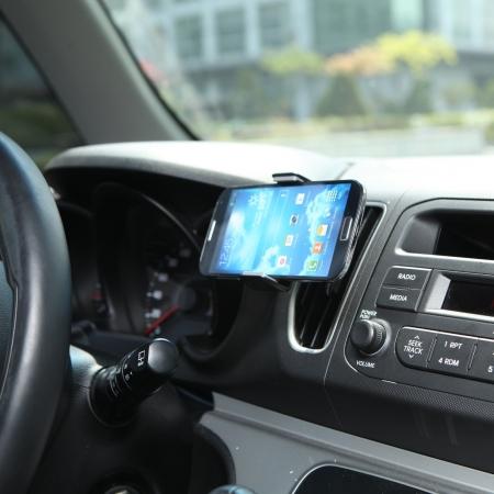 Автомобильный держатель для смартфонов в дефлектор воздуховода Kropsson NFC Airvent