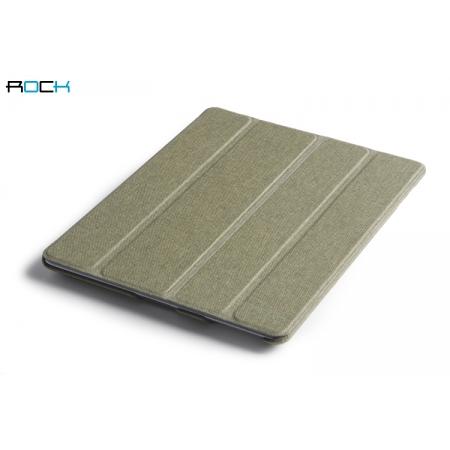 Чехол ROCK Defense series для Apple The new iPad (3rd generation) / iPad 4 / iPad 2 - серо-зеленый