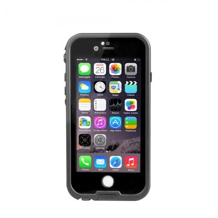 """Водонепроницаемый, противоударный чехол Redpepper XLF для iPhone 6/6S (4.7"""") - чёрный"""